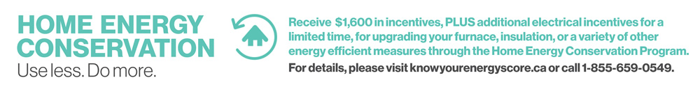 Home Energy Conservation Program